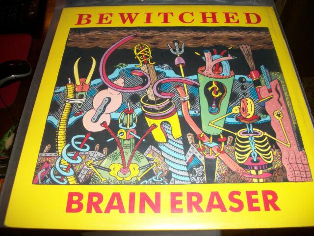 Bewitched – Brain Eraser - LP - 1990 - No. 6 Records