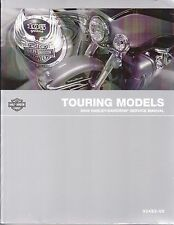 2008 Harley Touring FLH FLT Repair Service Workshop Shop Manual 99483-08