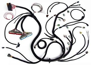 s l300 2006 2015 gen iv ls2 ls3 psi standalone wiring harness w 4l60e ls2 wiring harness at arjmand.co