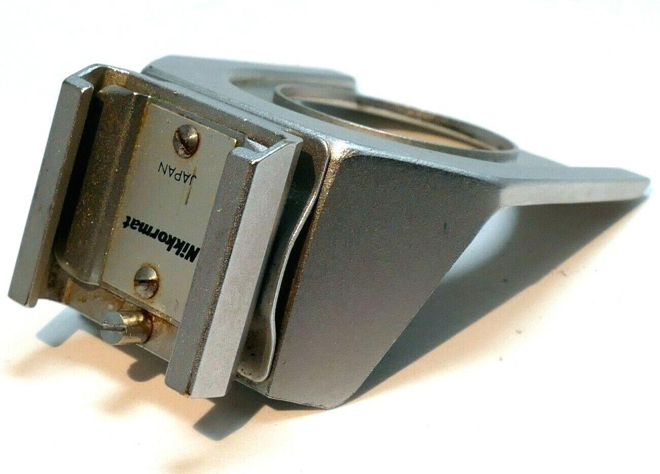 Nikon Accessory shoe Model 2 For Nikkormat flash shoe adapter Ftn FT cameras