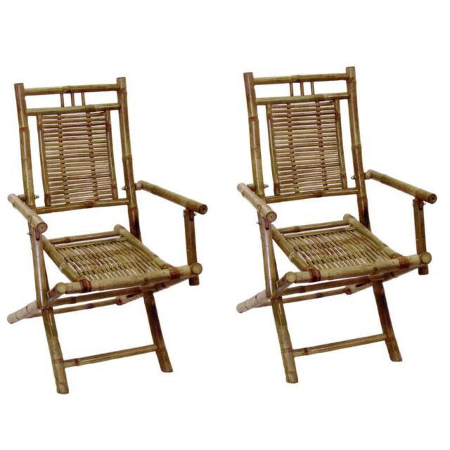 2 PACK PATIO Travel Seat Wooden Deck Chair Folding Garden Beach Seaside Dog Rose