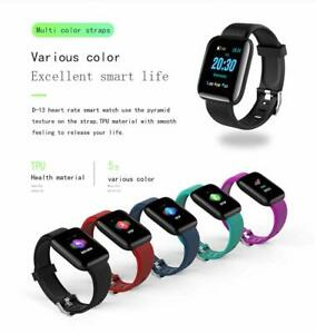Watch-Bracelet-IP67-Waterproof-Fitness-Tracker-Heart-Rate-Blood-Pressure-Monitor