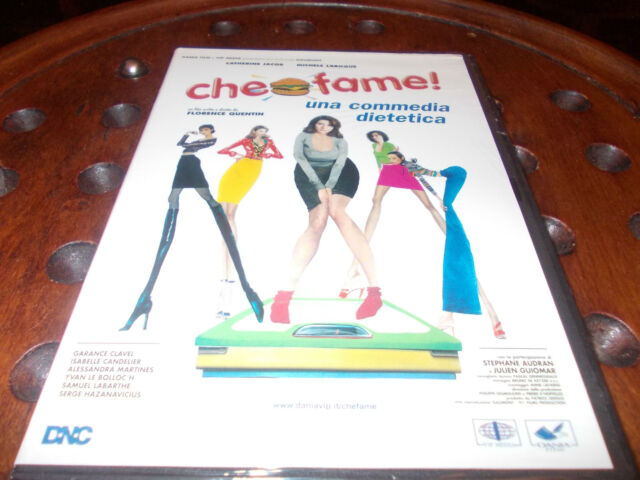 CHE FAME! Florence Quentin  Catherine Jacob Dvd ..... Nuovo