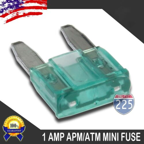 1A - 35A APM ATM Mini Blade Style Fuse 32V Marine Car Truck Motorcycle RV LOT