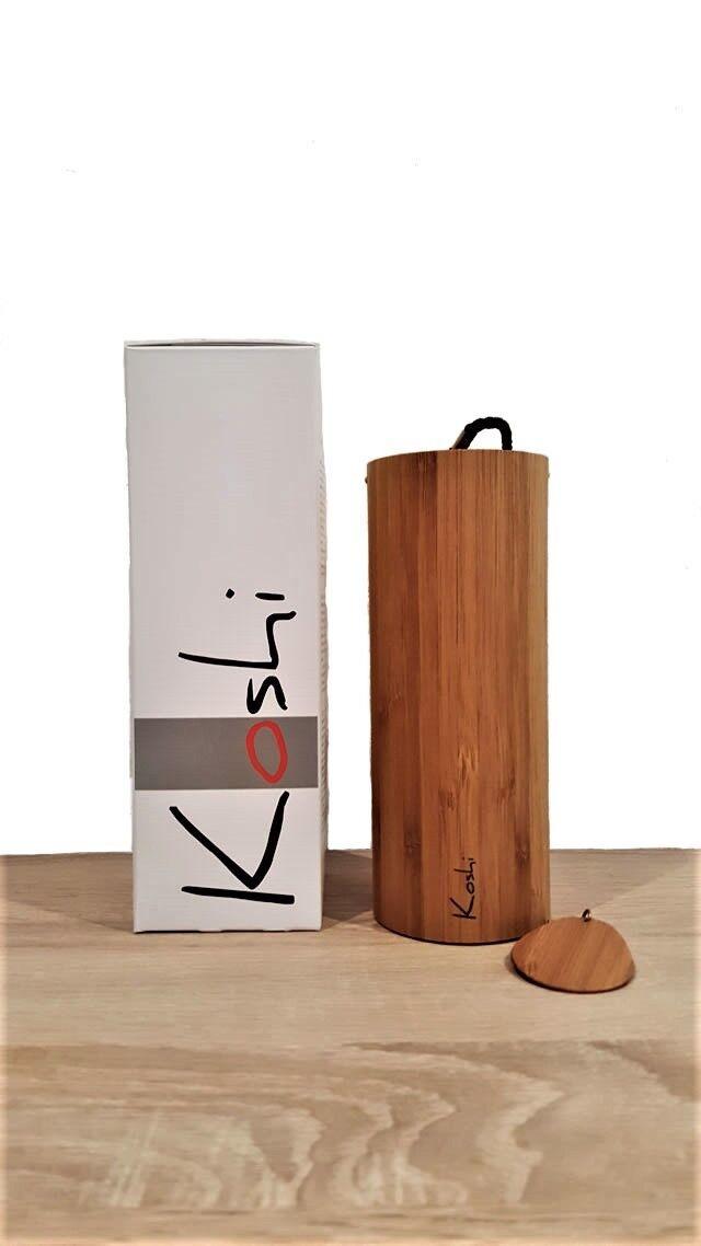 Koshi Gioco Sonoro Element Fuoco Ignis - Udito - Incl. Confezione Originale