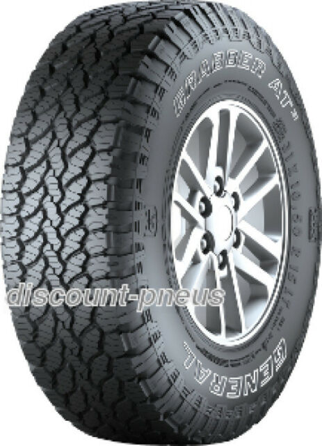Pneu 4 saisons General GRABBER AT3 235/60 R16 100H M+S mit FR