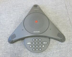 Polycom-7801-2201-03308-103-SoundStation-Business-Audio-Conference-Phone