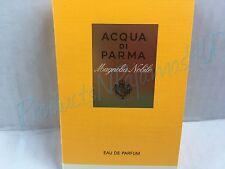 Acqua Di Parma MAGNOLIA NOBILE Eau de Parfum .05fl.oz/1.5ml SAMPLE NEW Free Ship