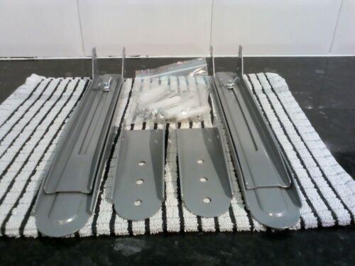 Universal micro-ondes Extensible Bras Supports argent 285mm-425mm 20 kg envoi gratuit
