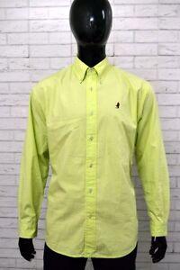 Camicia-MARLBORO-CLASSIC-Uomo-Taglia-Size-XXL-Shirt-Man-Maglia-Manica-Lunga-4