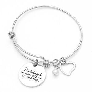 Fashion-Stainless-Steel-Women-Inspirational-Bracelet-Opening-Bangle-Jewelry-Gift
