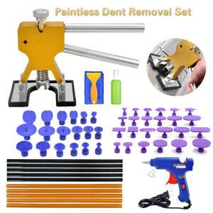 Car-Paintless-Dent-Repair-Tool-Glue-Puller-Lifter-Shovel-Hail-Damage-Removal-kit