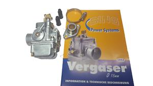 Simson Tuning Vergaser Bing  SR 50/ 80/1 Roller 70km/h-Variante Schwalbe