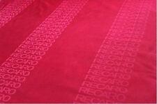 RED 5mX1.6m Auto RECARO Fabric Racing Car Seat Cover Cloth Decoration Material