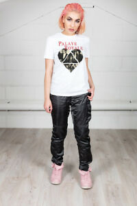 Official-Palaye-Royale-Heart-Women-039-s-T-Shirt-Licensed-Merch-Kropp-Circle