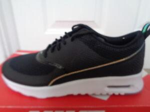 Détails sur Nike Air Max Thea PRM Femme Baskets 616723 014 UK 4 EU 37.5 US 6.5 NEW IN BOX afficher le titre d'origine
