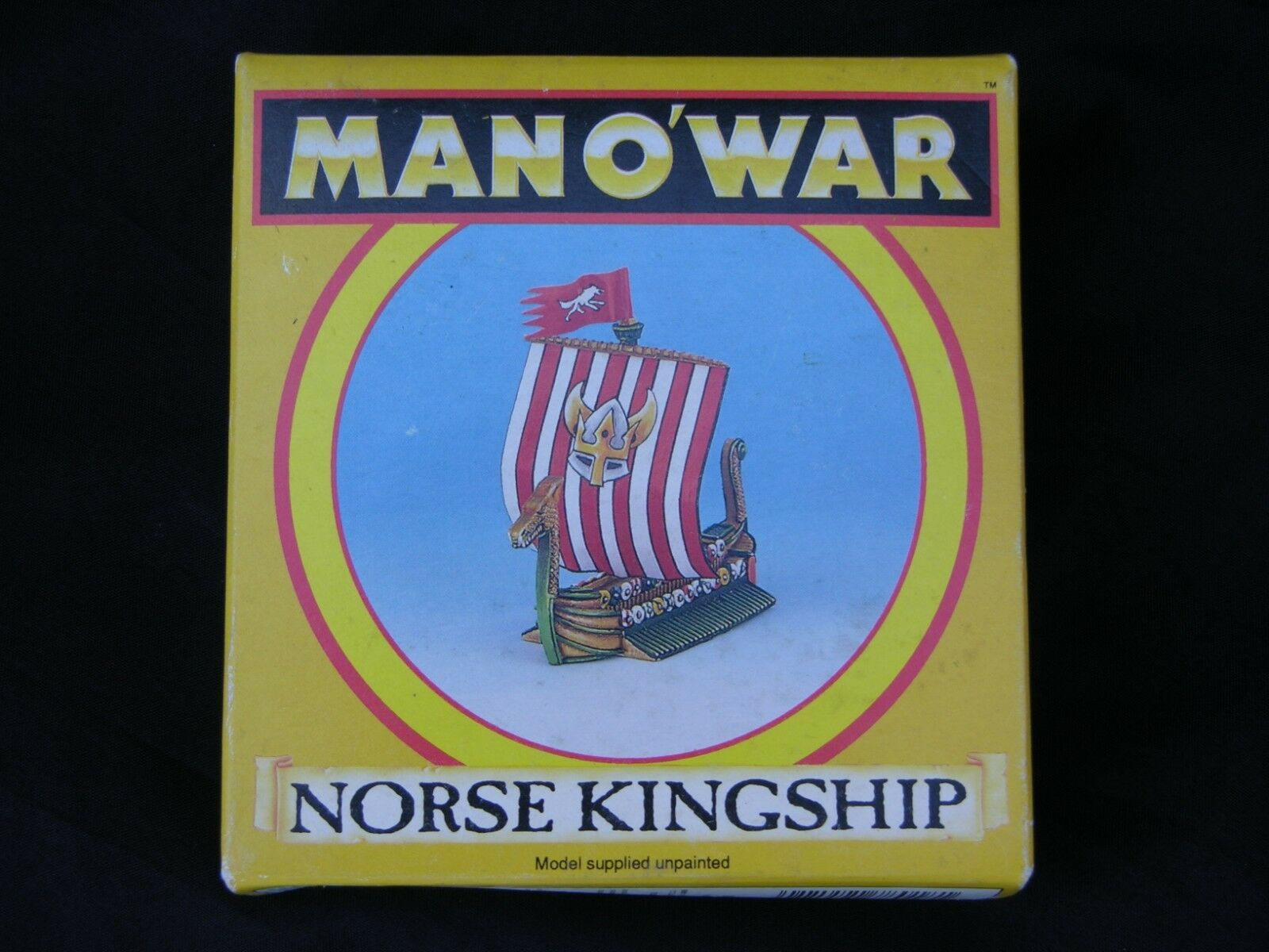 Games Workshop Man O War, Norse flotte Multi-annonce