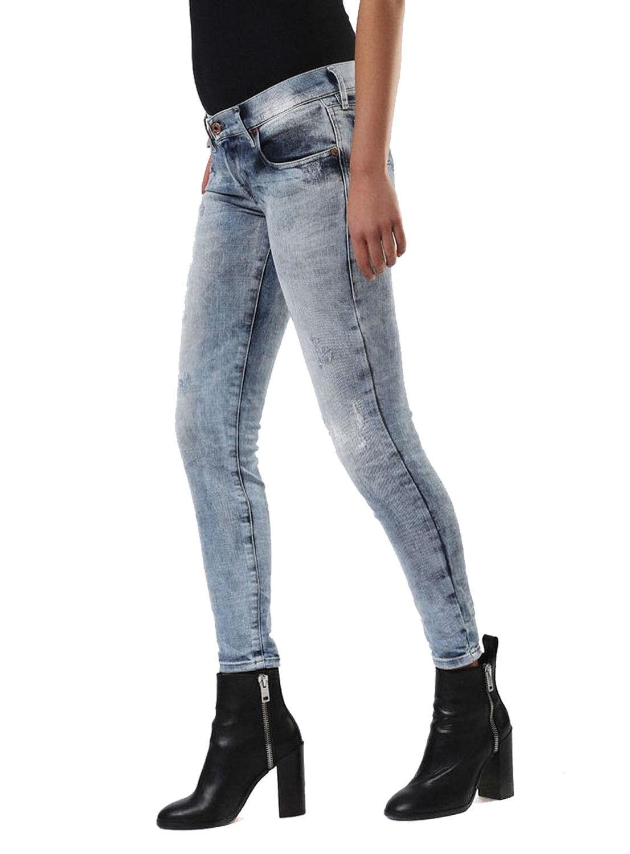 Diesel Grupee-Ankle 084DK Jeans Pantaloni Donna Magro Magro Magro Magro 697735