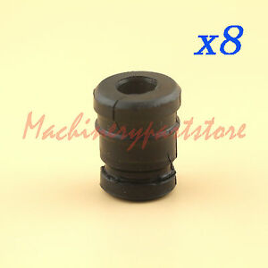 Pack of 10 Annular Buffer Plug Cap Chainsaw Fits For STIHL 017 018 MS170 MS180