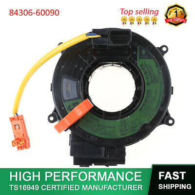 Spiral Cable ClockSpring for Toyota Landcruiser 84306-60090 Brand New!