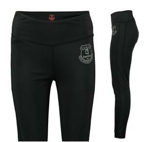 WOMENS Size 16 EVERTON FC Sport Leggings Football Trousers Yoya ... 73ad0d3a6d