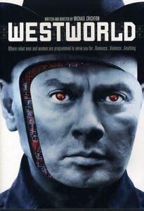 Westworld-New-DVD-Full-Frame-Repackaged-Eco-Amaray-Case