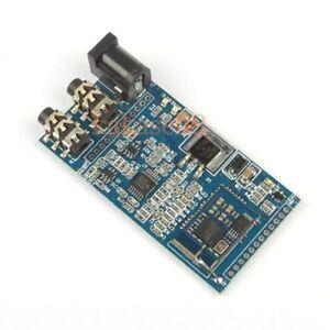 Apt-x Bluetooth 4.0 Audio Receiver Board Stéréo Sans Fil Musique Module Iphone Pc-afficher Le Titre D'origine Doux Et LéGer