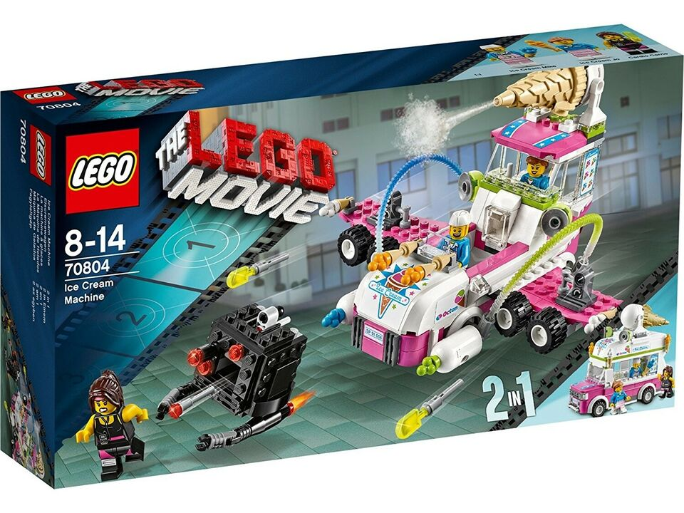 Lego Movie, Flere