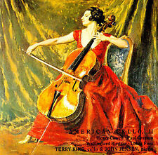 AMERICAN CELLO, VOL. 2 USED - VERY GOOD CD