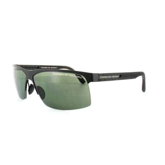 26846e50e748 Porsche Design Wrap Sunglasses P8561 C Matte Black 8561 for sale ...