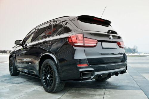 2013-2018 REAR DIFFUSER BMW X5 F15 M50D