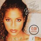 Secrets [Deluxe Edition] by Toni Braxton (CD, Jul-2016, 2 Discs, Funky Town Grooves)