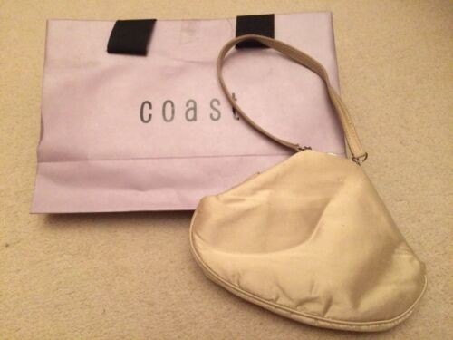 crema satinado color Coast Bolso en clutch q0zwxqZn7