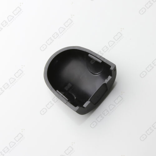 1x DOOR HANDLE COVER BLACK FRONT LEFT RENAULT MEGANE II MK2