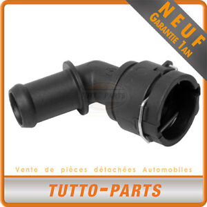 Bride-Liquide-Refroidissement-Seat-Alhambra-Leon-Toledo-VW-Golf-4-1J0122291D