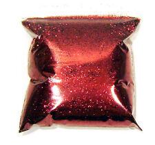 "11oz / 325ml Royal Red Metal Flake .015"" Auto Paint Additive Flakes - LF0811"