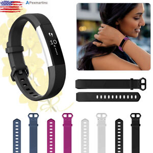 Replacement-Silicone-Wrist-Band-Strap-For-Fitbit-Alta-amp-Alta-HR-Watch-Bands-S-L
