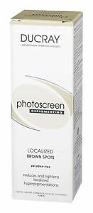 Ducray-Photoscreen-Depigmenting-30ml-Localized-Brown-Spots-Reduce-Freeshipping