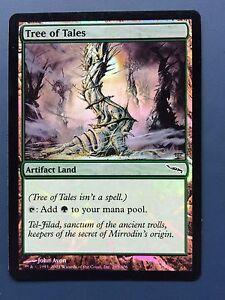 Magic-the-Gathering-MTG-FOIL-Tree-of-Tales-FOIL