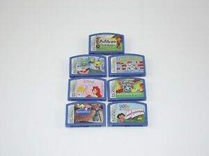 Leapfrog-Leapster-Lot-of-7-Cartridge-Games