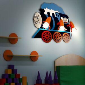 Applique-train-luminaire-mural-plafond-chambre-d-enfants-eclairage-locomotive