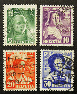 Stamp-Switzerland-Yvert-and-Tellier-N-298-IN-301-A-Obl-Cyn16