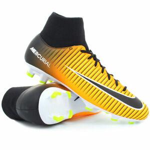 scarpe da calcio nike mercurial Victory VI Fg 40 USA 7 Nere