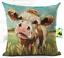 Farm-Yard-Animal-Cushion-Covers-COW-PIG-DOG-Retro-Animal-Art-Pillow-Gift-45cm thumbnail 11