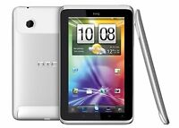 Htc Flyer P512 White Silver 16gb Wifi Android Tablet White Silver