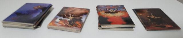 DON MAITZ FPG TRADING CARDS LOT! FANTASY ART CARDS!