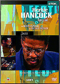 Herbie Hancock Special [DVD] - DVD  VG Fast Free Post