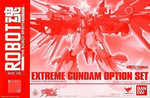 GUNDAM EXA ROBOT anda SIDE MS Extreme Gundam Option Set