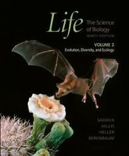 Life: The Science of Biology Volume II-ExLibrary
