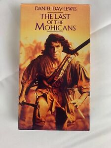 Details about The Last of the Mohicans [VHS] Daniel Day-Lewis